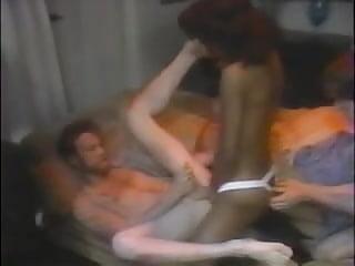 Jerry davis strap on anal threesome...