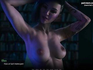 Asian cyberpunk sex 3...