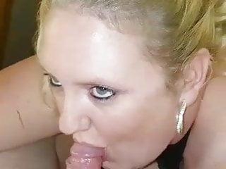 cock slut blonde love Hot suck