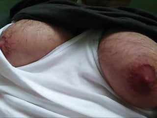 fat moobs bounced and flashed