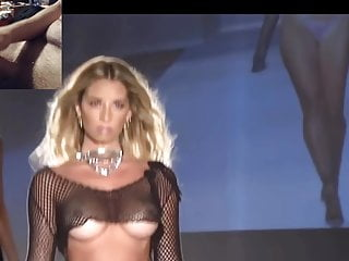Sierra Skye Tribute jerk with gooning moaning