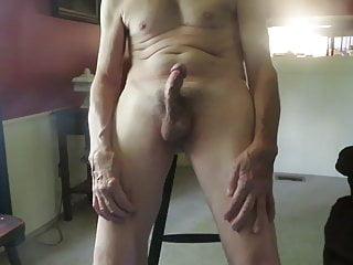 Man slut in panties shows and bouncing balls...