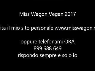 MISS WAGON VEGAN NON PUOI RESISTERE NELLA VISTA DELLA MIA TARIFFA