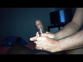 Young handsome massaged and then he fucks me...