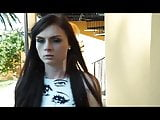 Bad babe haven punished by her stepdad