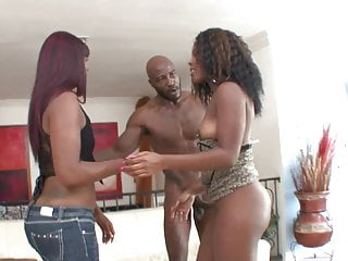Hot black bitches have fuck stud...