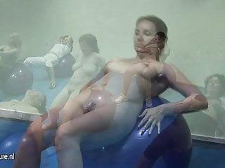 Enjoy naked...