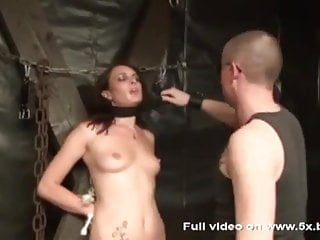 Humiliated and punished by her husband