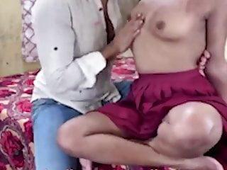 Indian boyfriend having sex with girlfriend – Hindi sex