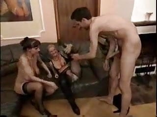 German mature whores get anal