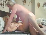 old couple - still hot