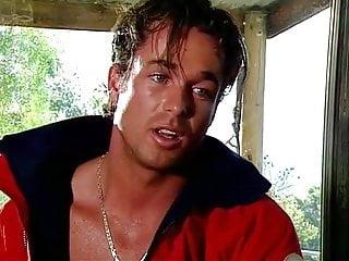 Marilyn Star, Shawn Ricks from Babewatch 3 1995 scene 2