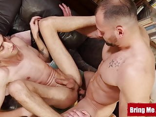 Bringmeaboy andrey zolin jerks off while him raw...