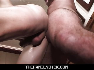 Two Twink Stepsons Family Orgy With Stepdad And Hunk Grandpa