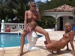 free caribbean lesbian porn