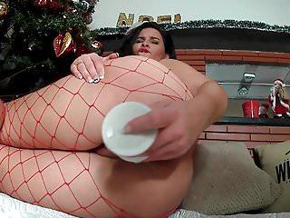 Adolecente Baisee a Noel