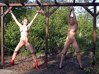 CMNF – Slave ladies whipped and humiliated BDSM