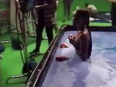 Ariana Grande Celebrity Slut Handbra
