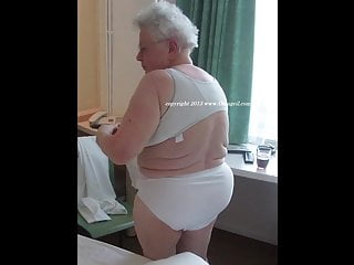 OmaGeiL Slideshow Granny Video with Hottest Pics