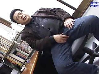 japanese Old Man 414