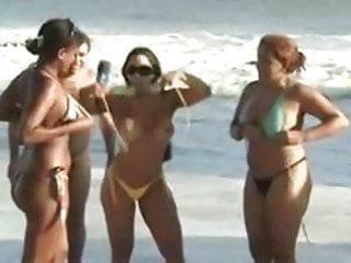 Legit Naked Seashore Brazilian TV File – Mulher Melao