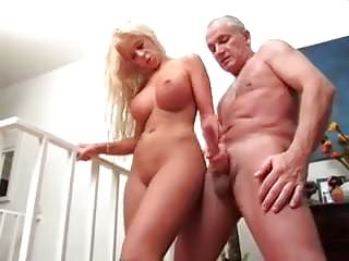german blonde handjobPorn Videos