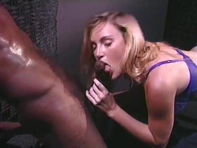 Classic BBC Blowjob And Cum On Tits