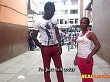 African Amateur Friends Have Sex