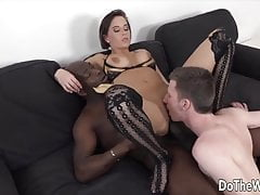do the wife - pussy licking cuckolds compilation part 2free full porn