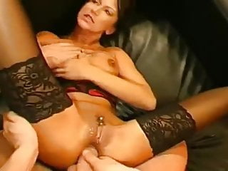 Monja The Finest Messy Gang Bang Creampie Sperm Hole
