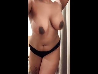 Hot Indian Bengali Riya Das Shows Boobs and Her Pussy