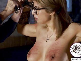 tits lot a attention receive s of slave big Slutty