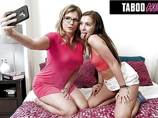 Helping Stepdaughter Film Content For Onlyfans – TabooHeat