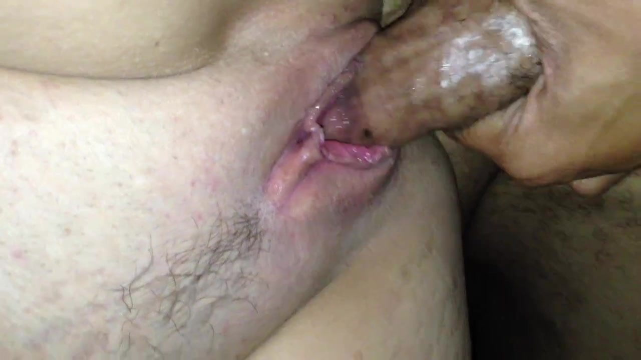 Big Pussy Lips Interracial
