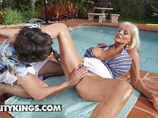 Fucks sally d rsquo angelo rsquo mature...