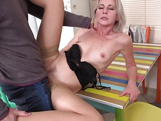 The Adult Video Experience – Taboo sex with hot mature MILF