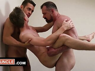 Step Son to Step Dad – Is my dick big enough?