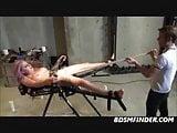 Big Tit Bondage Blowjob