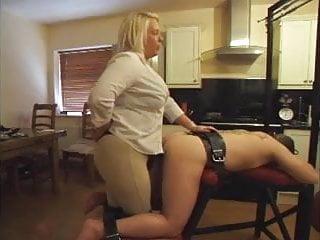 Strapon mistress boytoy 039 ass...