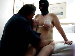 British whore breast binding