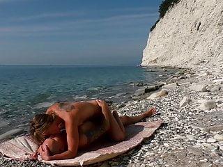 The travel blogger and kinky nudist girl...