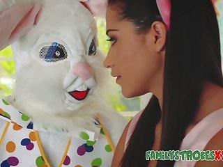 Easter Bunny Fucks Teen cornea