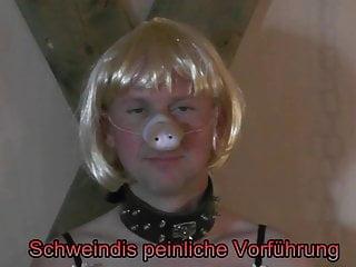 schweindi zur schau gestellt von lady brittPorn Videos