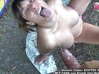 german turkish muslim mother outdoor userdate with pissPorn Videos