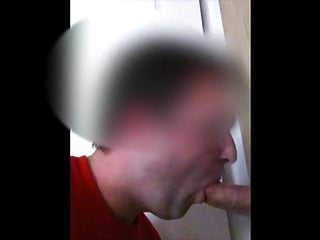 Gloryhole in an apartment