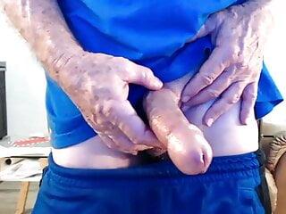 سکس گی Masturbation du soir masturbation  hd videos handjob  daddy  cum tribute  big cock  amateur