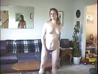 Amateur streaptease hot