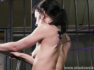 Slave Elise Graves needle bdsm and artistic punishment