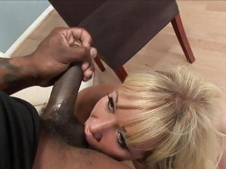 Blonde good bang on the sofa...