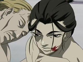 Hentaianime sexy assassins hot threesome creampie...